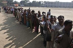 Voting start in Andaman and Nicobar Islands