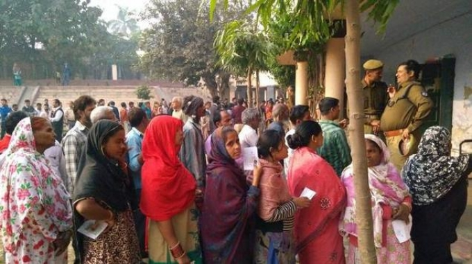 Over 61% polling in third phase of UP elections