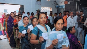 Two-thirds electorate cast ballot in Chhattisgarh