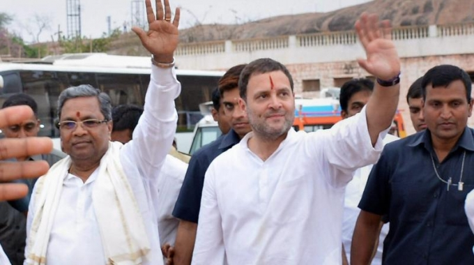 Congress chief connects with people in north Karnataka