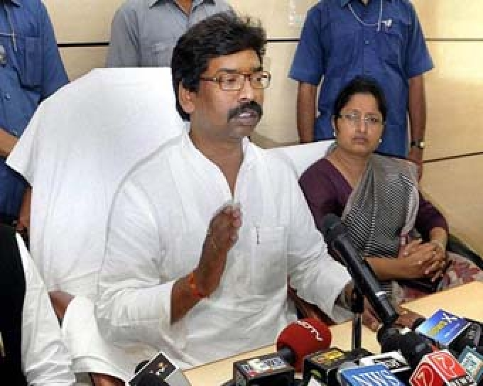 JMM demands ballot papers in Jharkhand bypoll