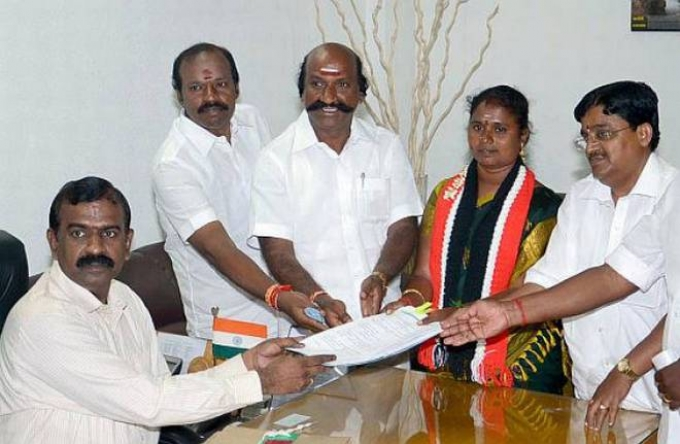 Nominations filed for TN bypoll