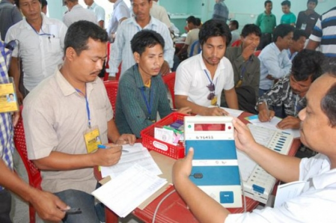 Tripura by-polls: Counting begins