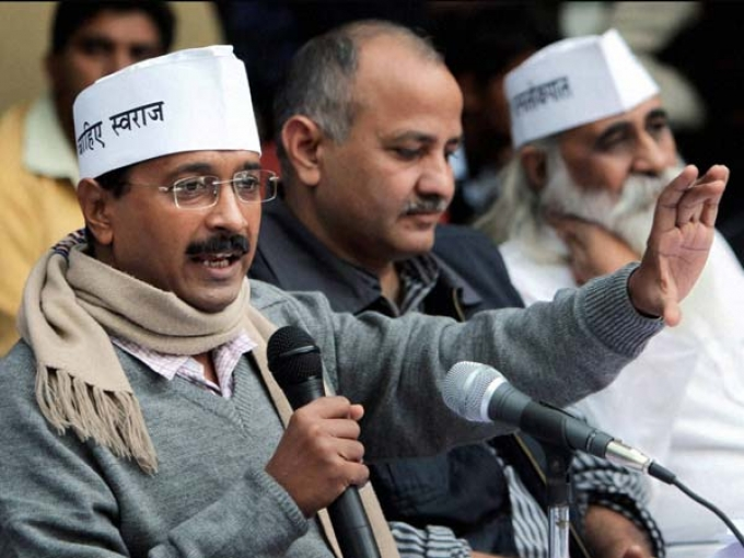 AAP Keeps Poll Promise; Halves Power Tariff, Gives Free Water
