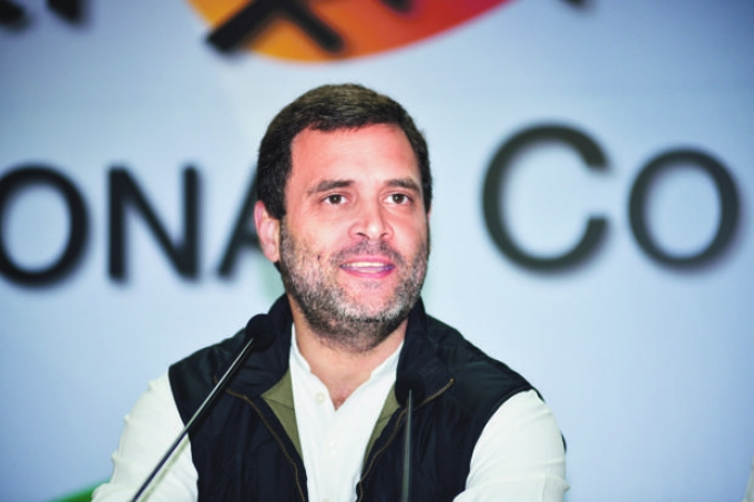 Rahul Gandhi meets Odisha party leaders, revamp on cards