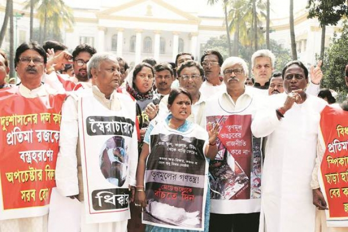Left, Congress say will boycott Bengal assembly session