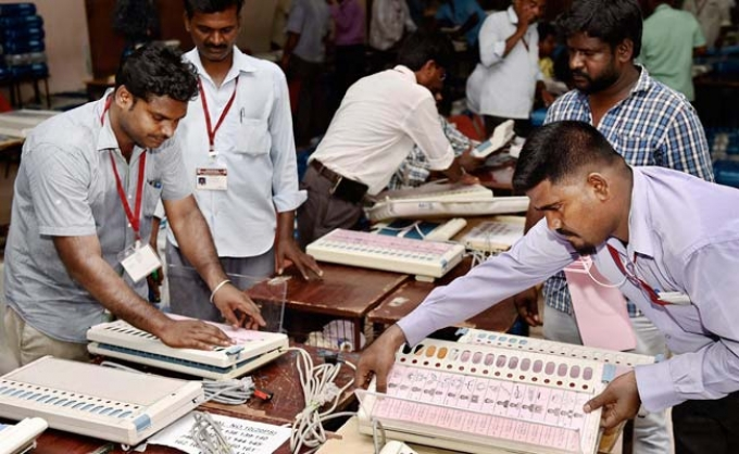Counting begins in Tamil Nadu, Puducherry assembly polls