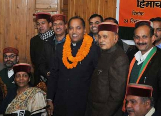 Himachal cabinet to have old, new faces