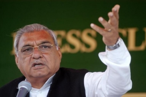 Hooda Rules Out Sending HSGPC Bill To President