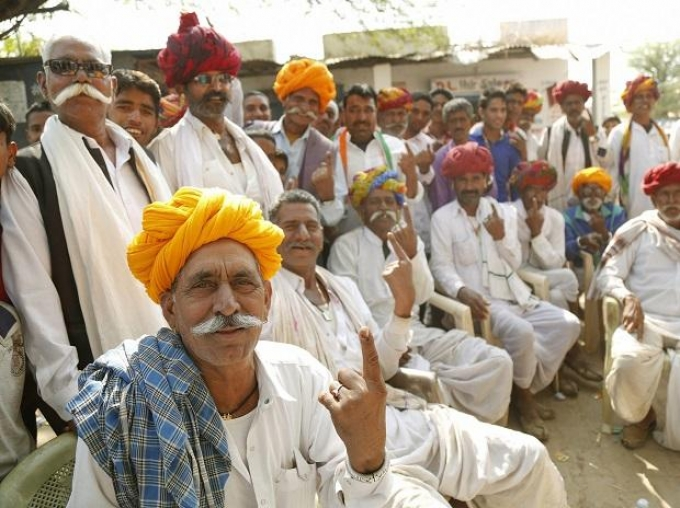 Rajasthan bypolls peaceful, 2 LS seats witness 62-65% voting
