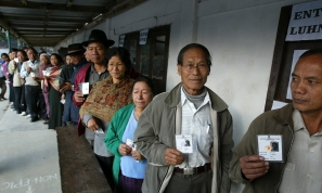 Mizoram refugee votes to be counted in Tripura