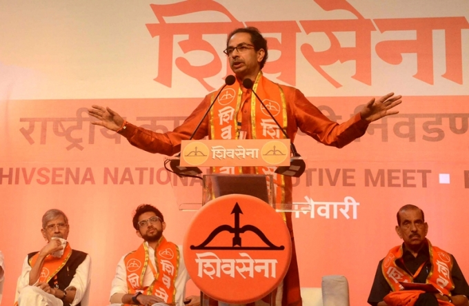 Shiv Sena to go solo in 2019, contest all state polls