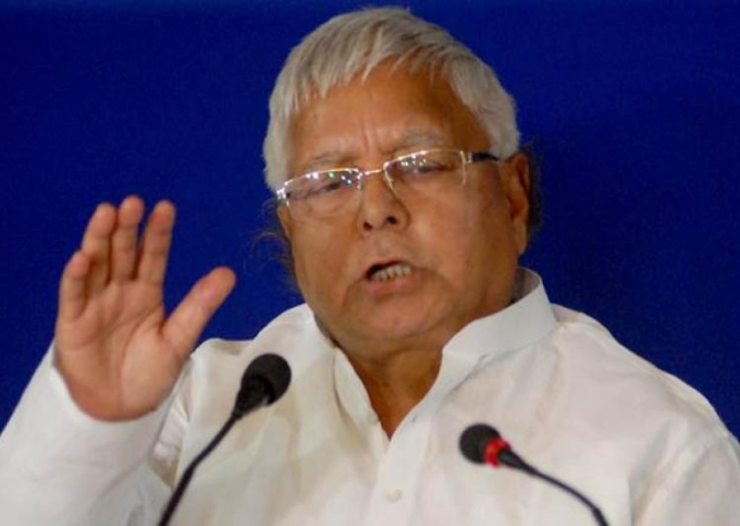 Grand Alliance can't be broken: Lalu