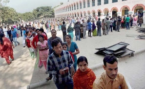 13 percent voting in Andaman and Nicobar Islands